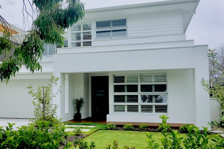 White House in Cronulla by Clarendon