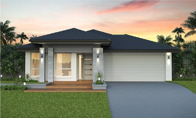 One storey house and land Denton Clarendon QLD