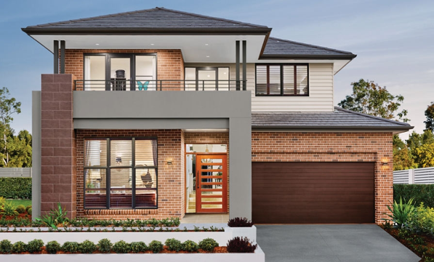 Double Storey Homes - Sherwood 43