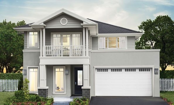 Double Storey Homes - Main Image