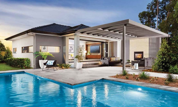 Outstanding House Plans Modern Home Designs Sydney Nsw Clarendon Homes Interior Design Ideas Lukepblogthenellocom