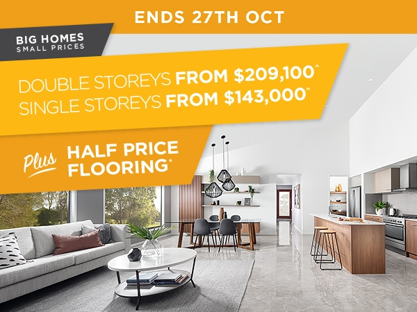 QLD Promotions 3 - Clarendon Homes