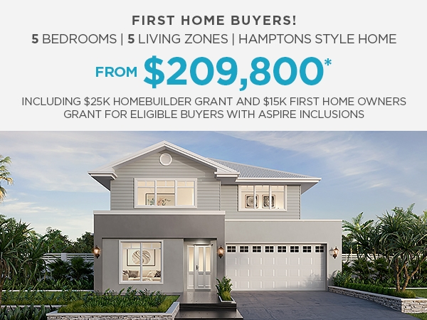 QLD Promotions 4 - Clarendon Homes