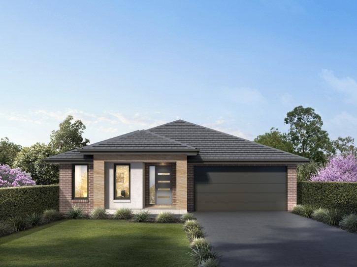House Plans & Home Designs Sydney NSW - Facade 3