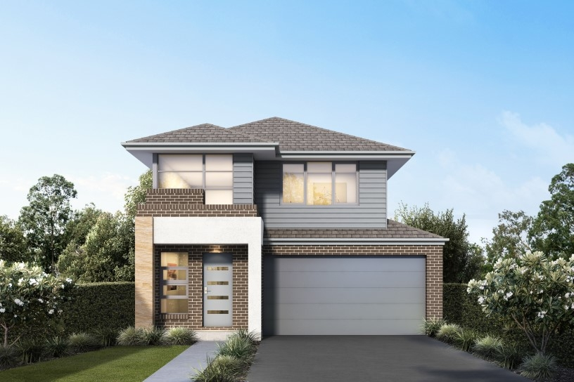 Double Storey Homes - Waterford 27