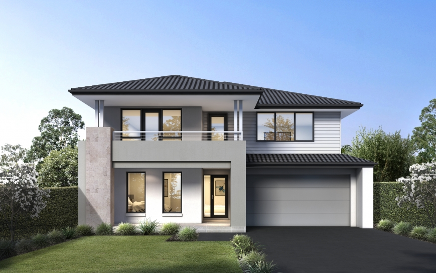 Double Storey Homes - Stamford 36