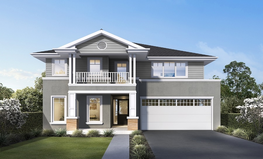 Double Storey Homes - Stamford 38