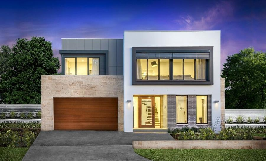 Double Storey Homes - Fairmont 41