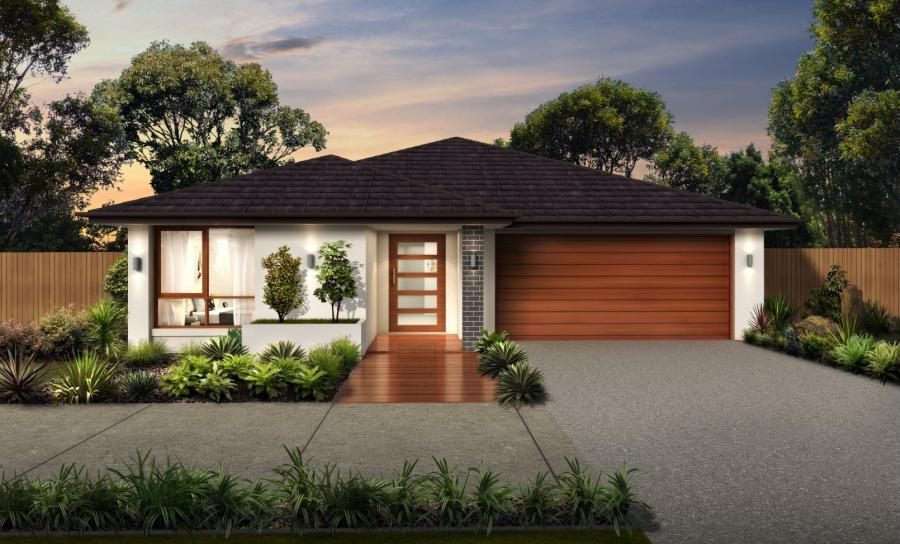 House Plans & Home Designs Sydney NSW - Facade 4