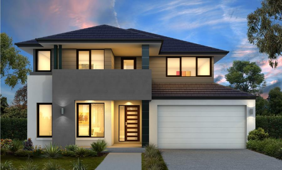 House Plans & Home Designs Sydney NSW - Facade 9