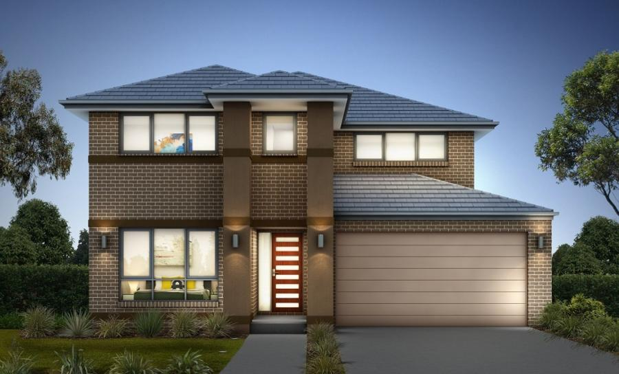 House Plans & Home Designs Sydney NSW - Facade 13