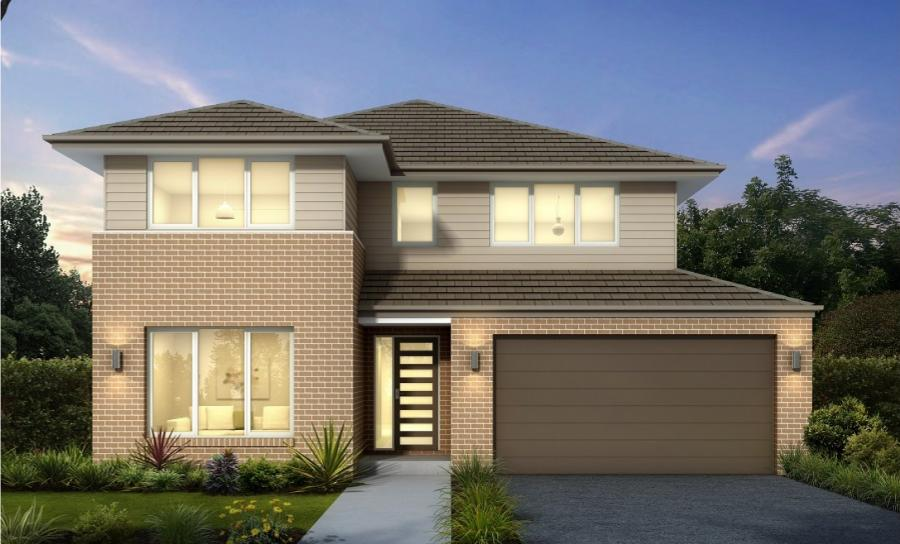 House Plans & Home Designs Sydney NSW - Facade 6