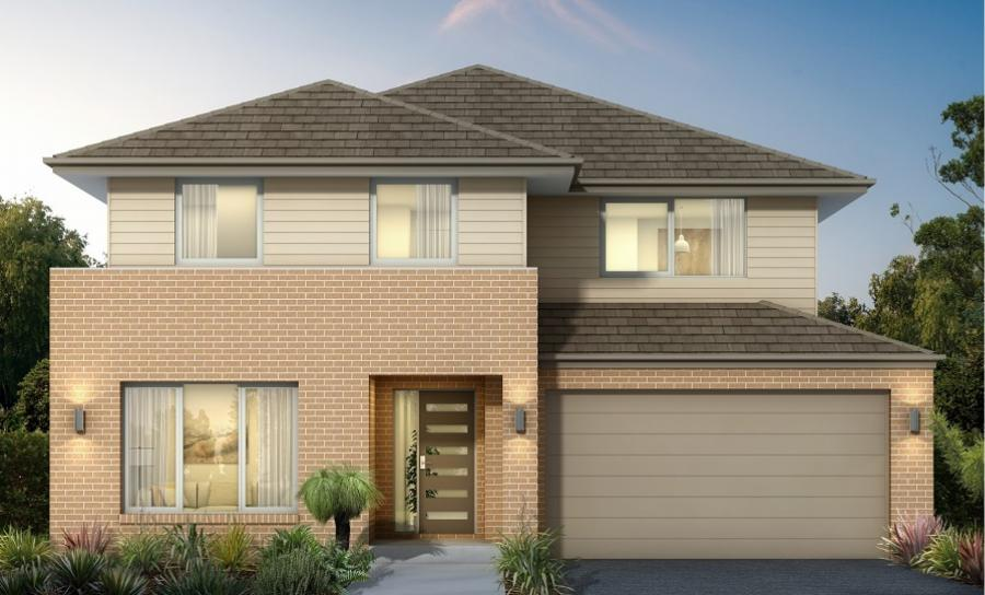 House Plans & Home Designs Sydney NSW - Facade 7